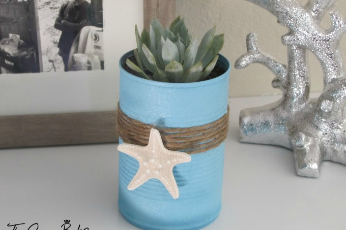 Hello Summer & Cute DIY Succulent Containers
